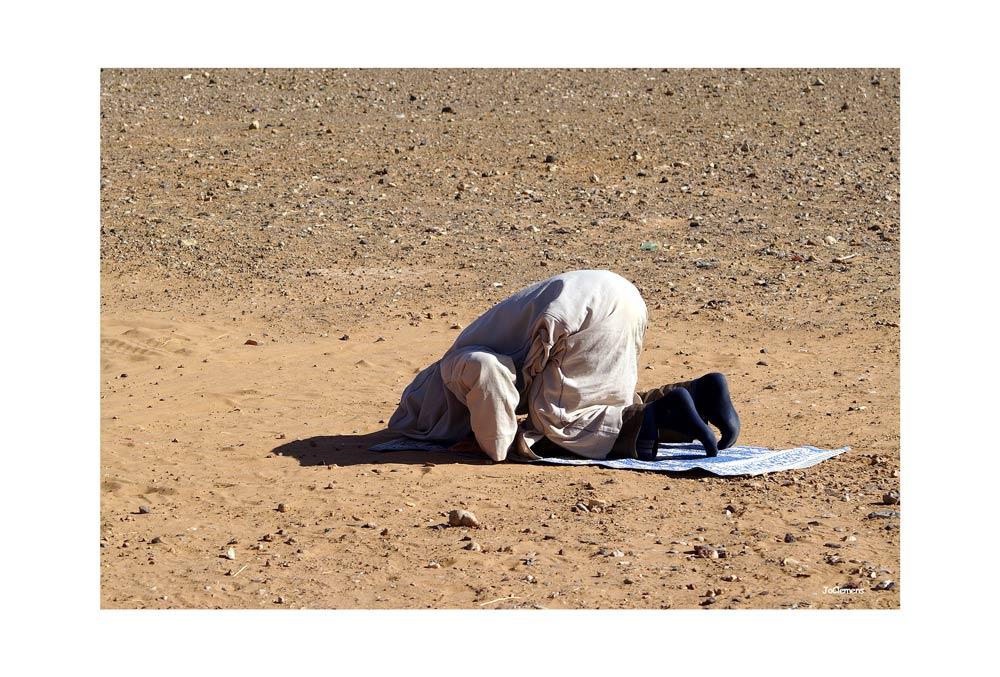 Muslime Gebet