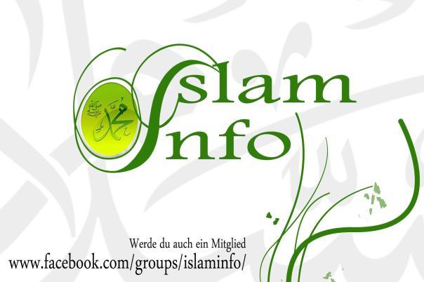 Besucht Islam Info auf Facebook